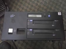 IBM 7208-234 with Dual 8mm 7GB External Tape Drive IBM 7208-234 with Dual 8mm 7GB External Tape Drive  refurbished 7208 234