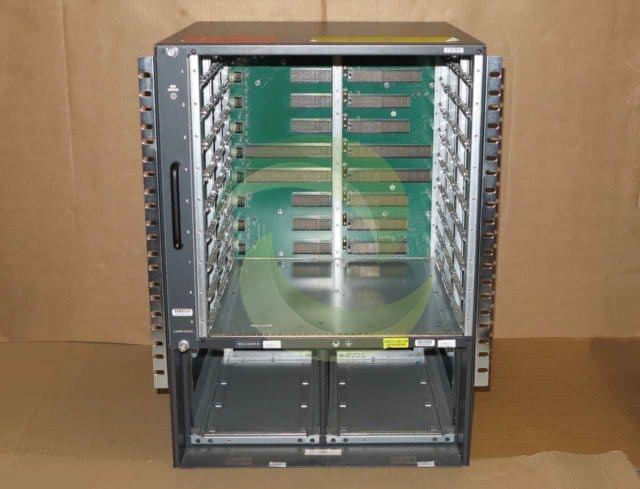 Refurbished Cisco Catalyst WS-C6509-E Modular Switch Chassis