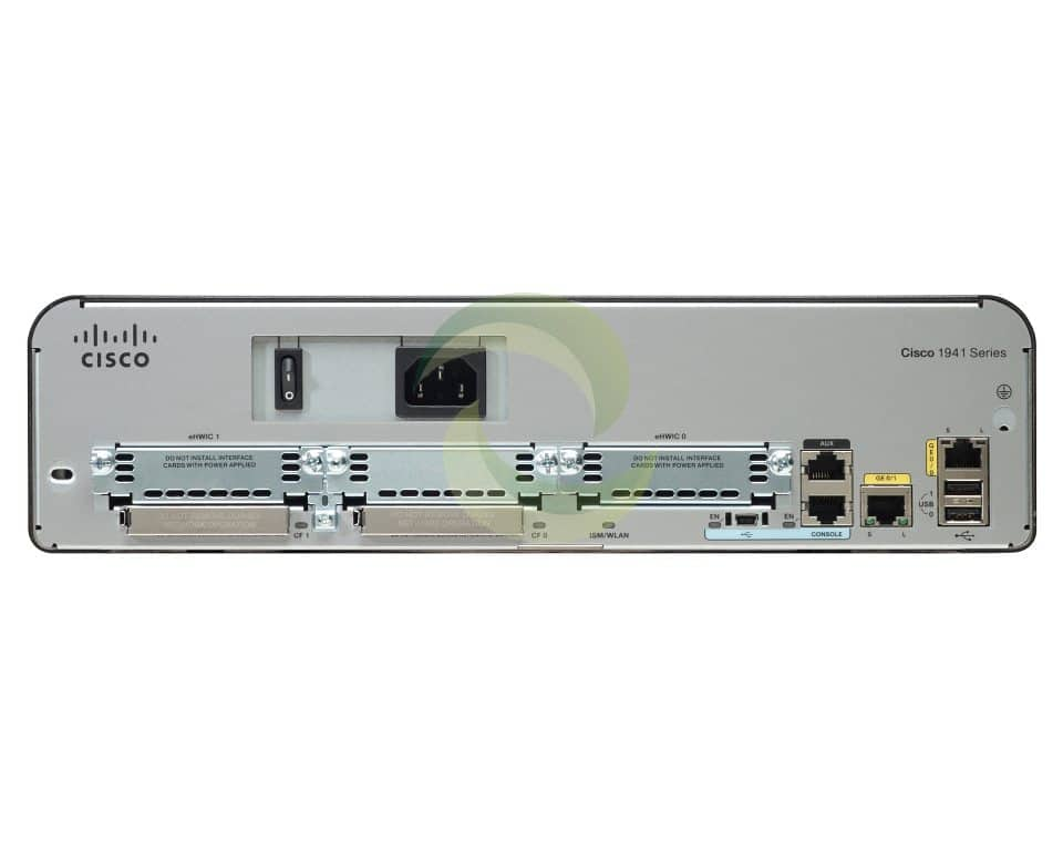 Cisco 2901 Integrated Services Router Cisco Integrated Services