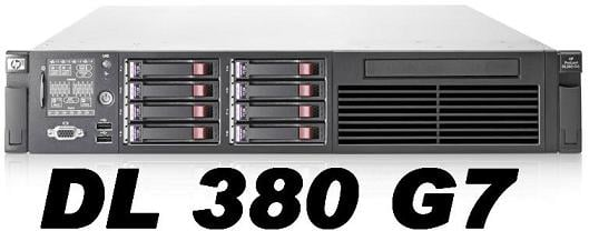 Refurbished HP 605875-005 DL 380 G7 16 BAY ...