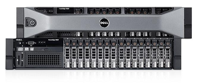 Refurbished Dell Poweredge R820 R810 R720 R610 R620 M1000e