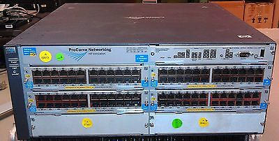 Refurbished J8697a Hp Procurve Switch 5406zl 96 Gigabit